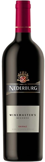 Nederburg Shiraz Winemaster's Reserve 2012 750ml -...